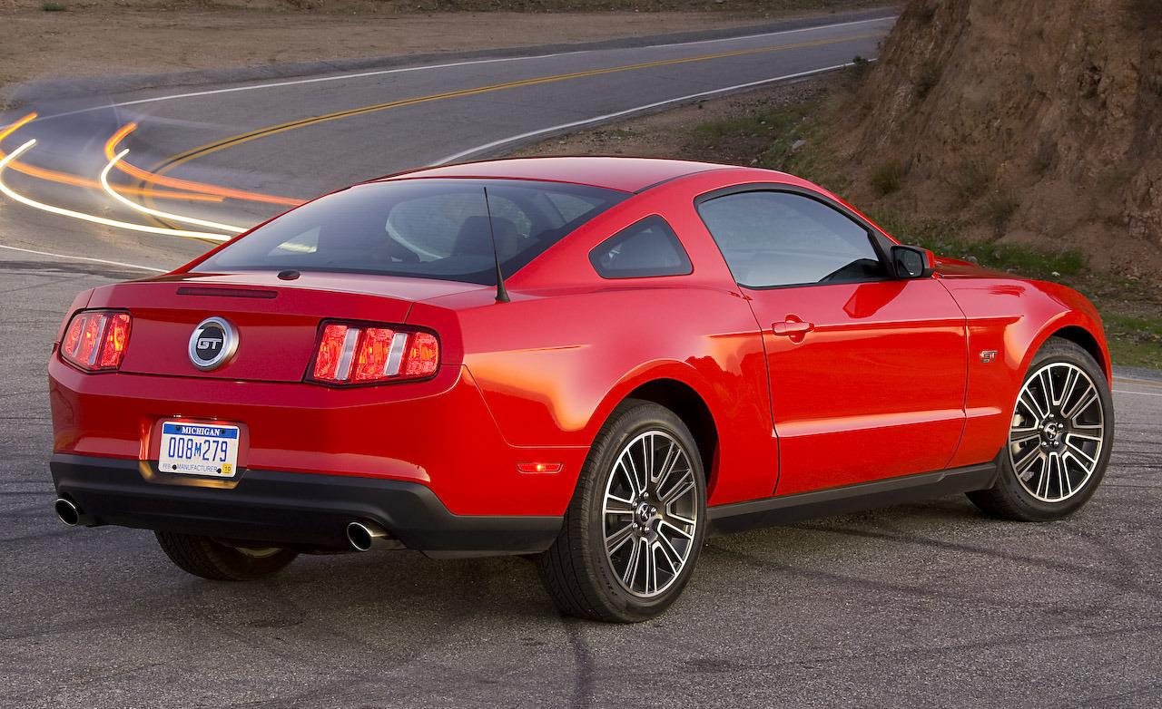 Ford Mustang #11