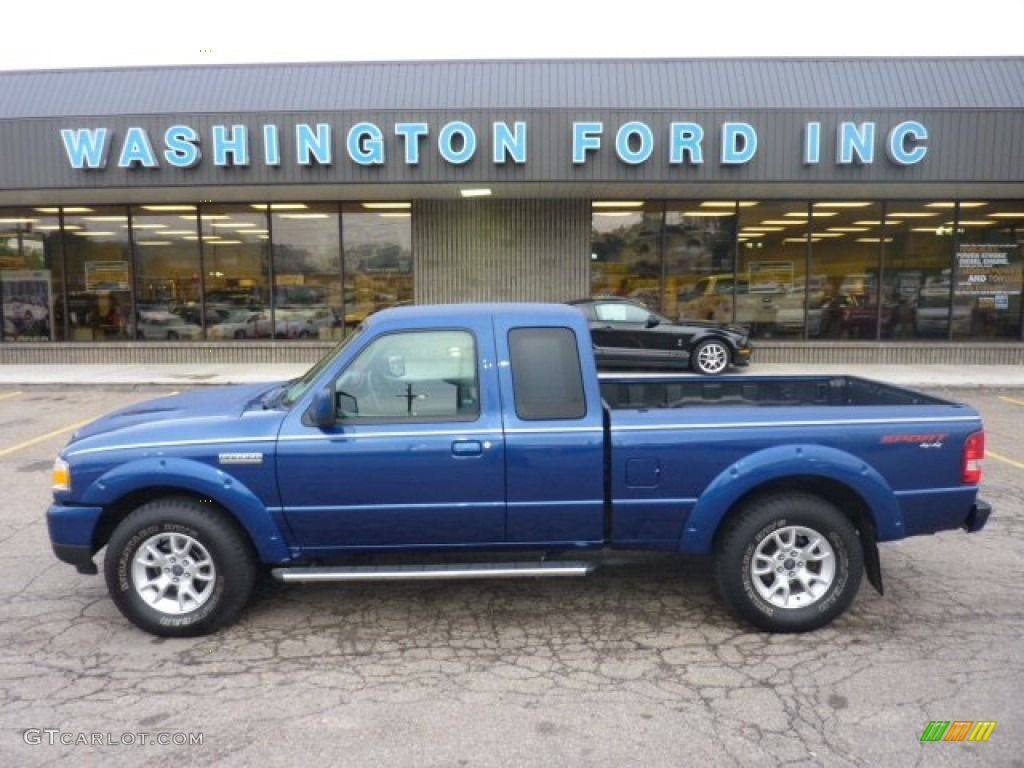 2010 ford ranger information and photos zombiedrive. Black Bedroom Furniture Sets. Home Design Ideas