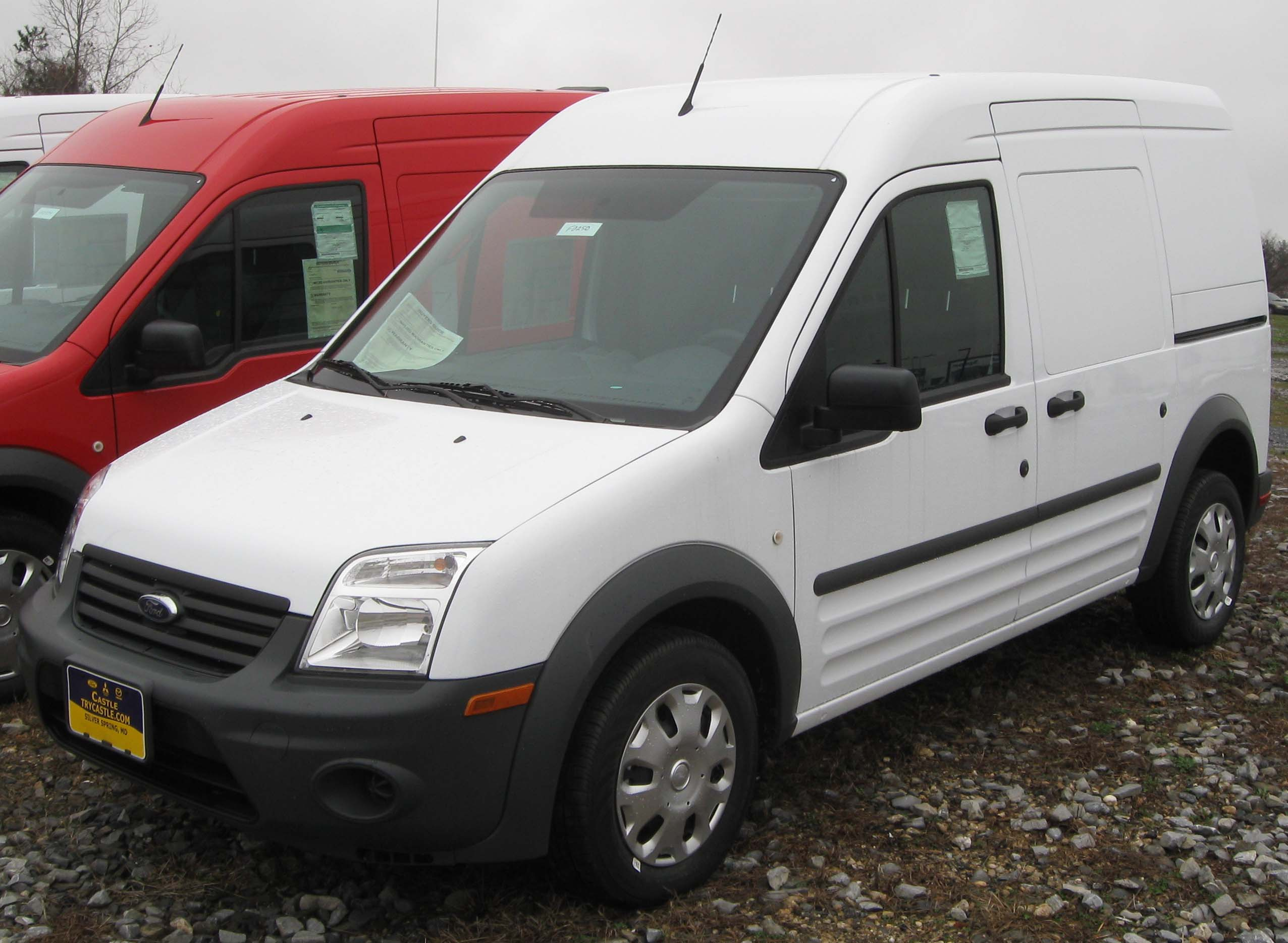 Ford Transit Connect #10