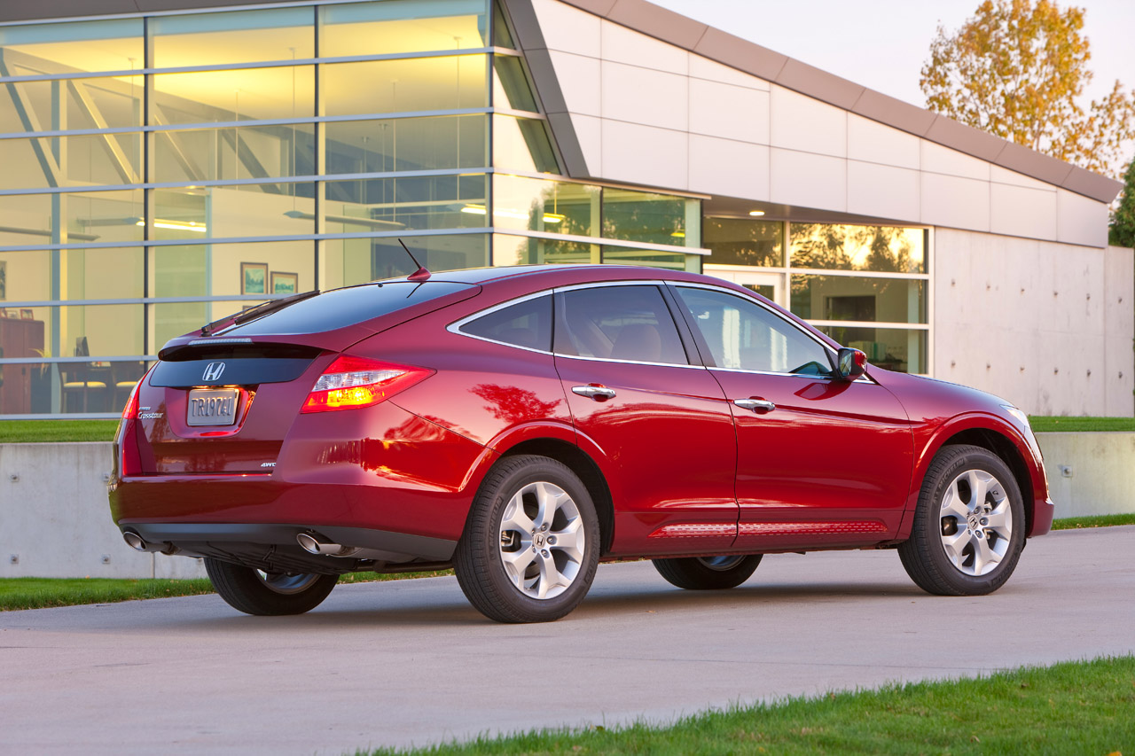 Honda Accord Crosstour #16