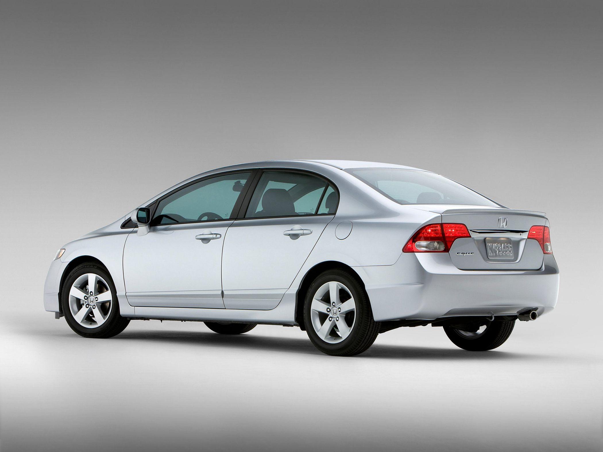 хонда 2010