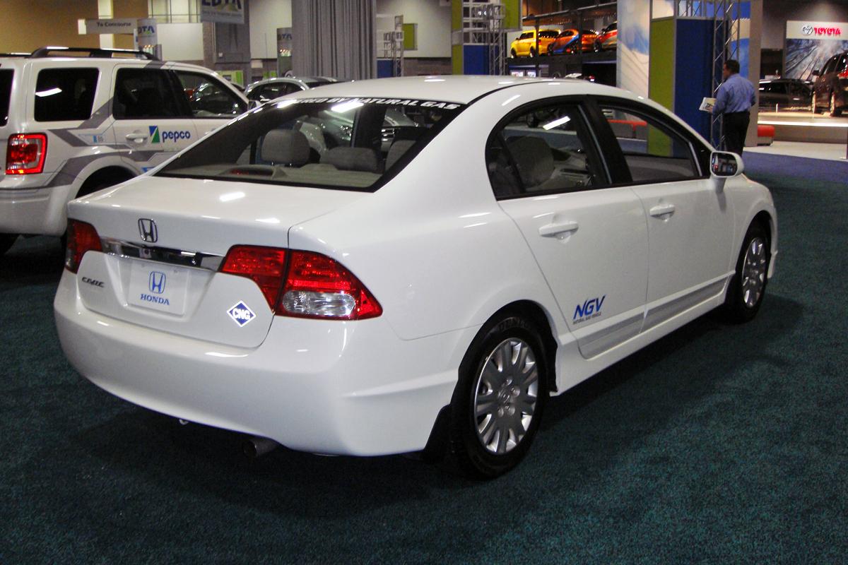 2010 Honda Civic Image 19