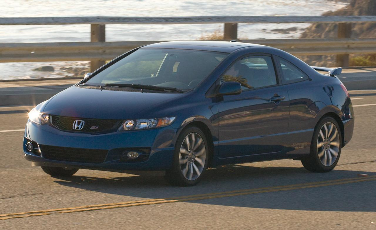 Honda Civic Si >> 2010 HONDA CIVIC - Image #13