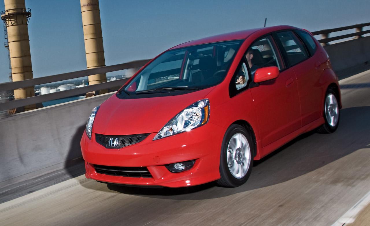 2010 Honda Fit #11 Honda Fit #11