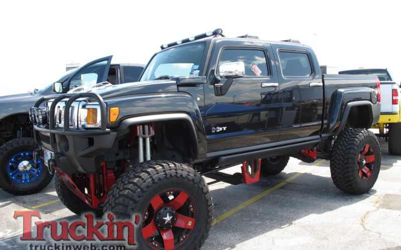 Lifted >> 2010 HUMMER H3T - Image #16