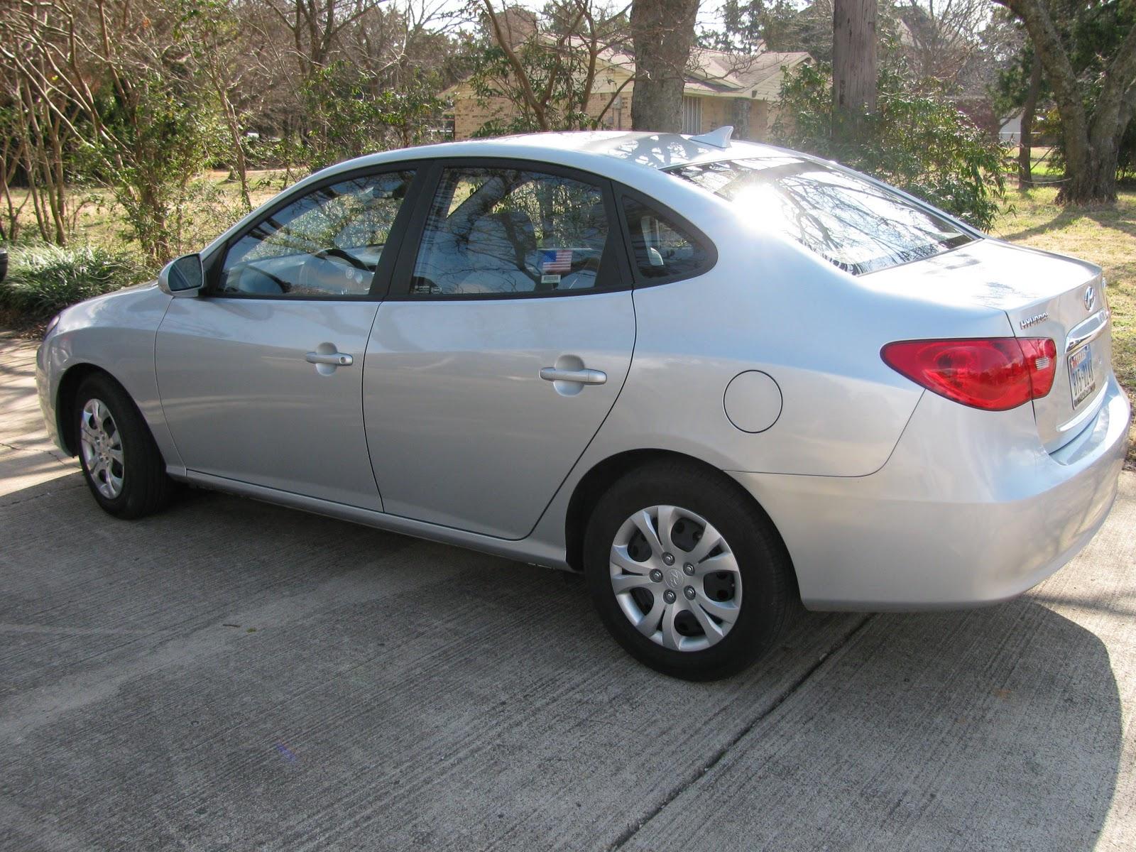 2010 Hyundai Elantra - Information and photos - ZombieDrive