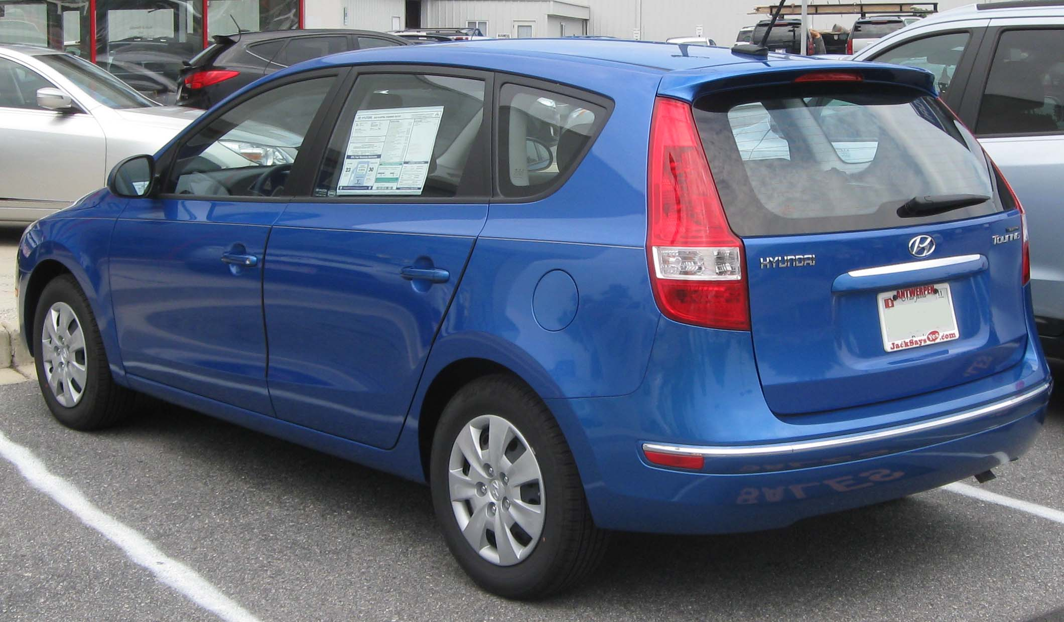 Hyundai Elantra Touring Autos Post