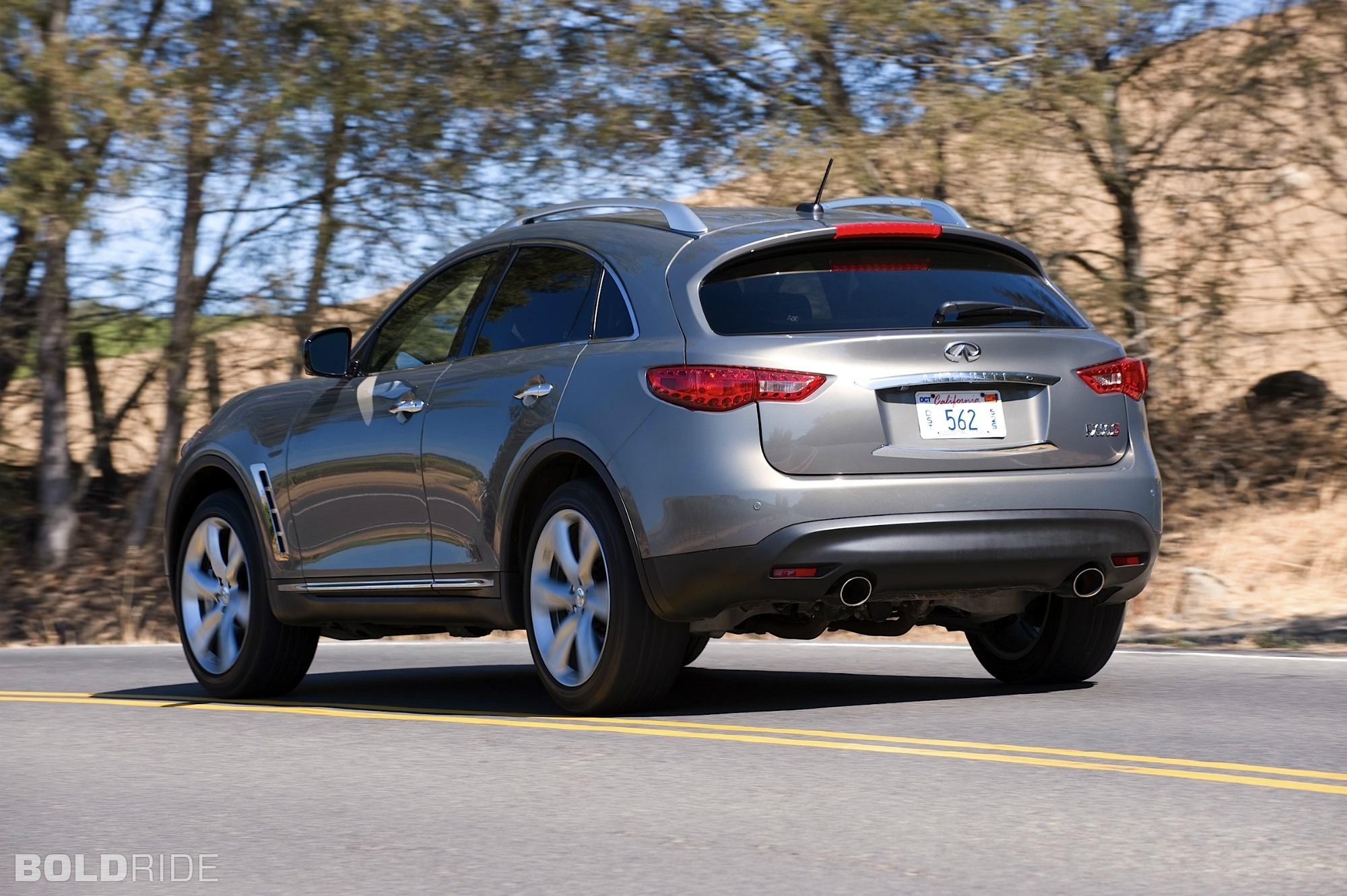 2010 Infiniti Fx35 Information And Photos Zombiedrive