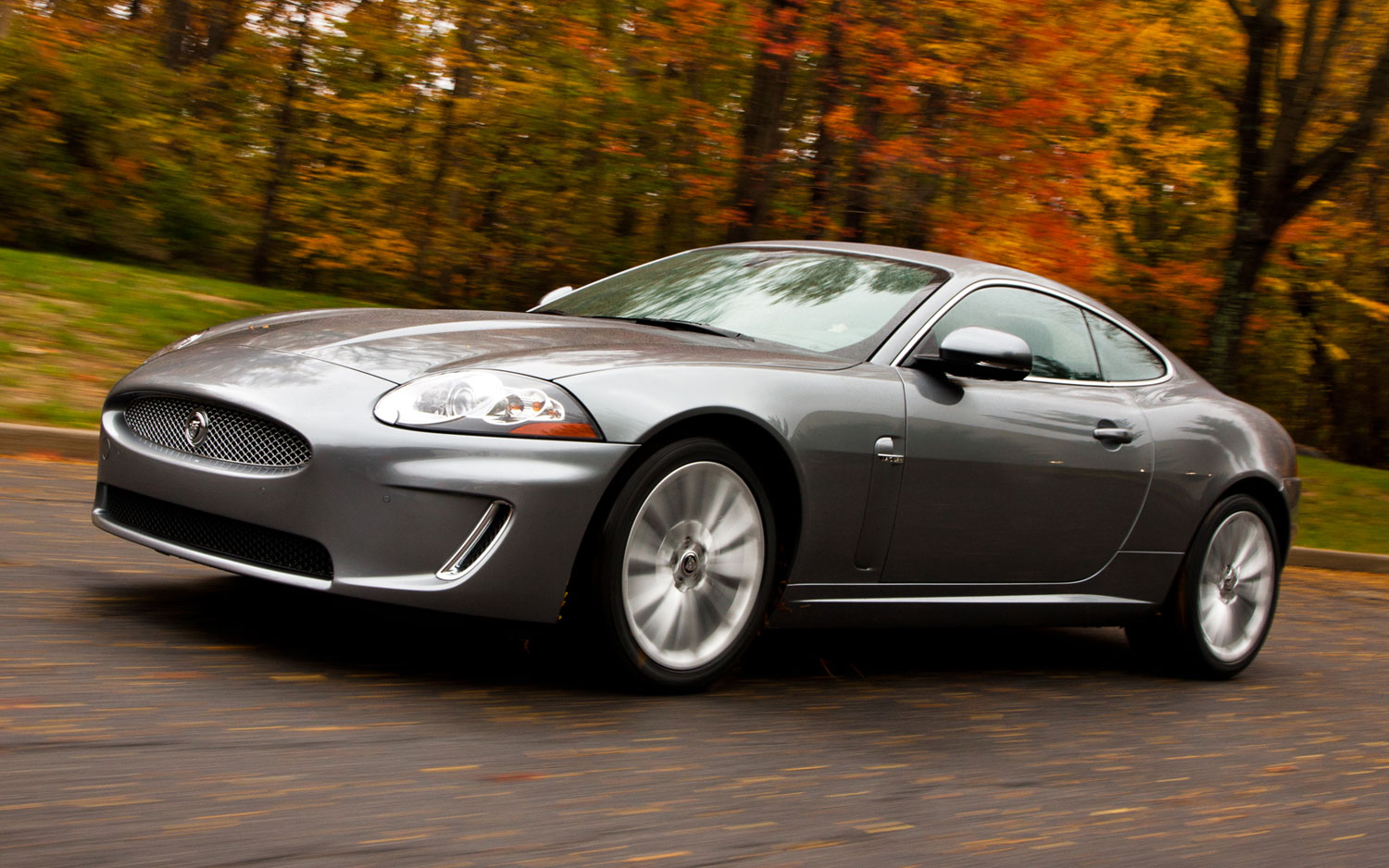 2010 Jaguar XK Coupe Road Test Review