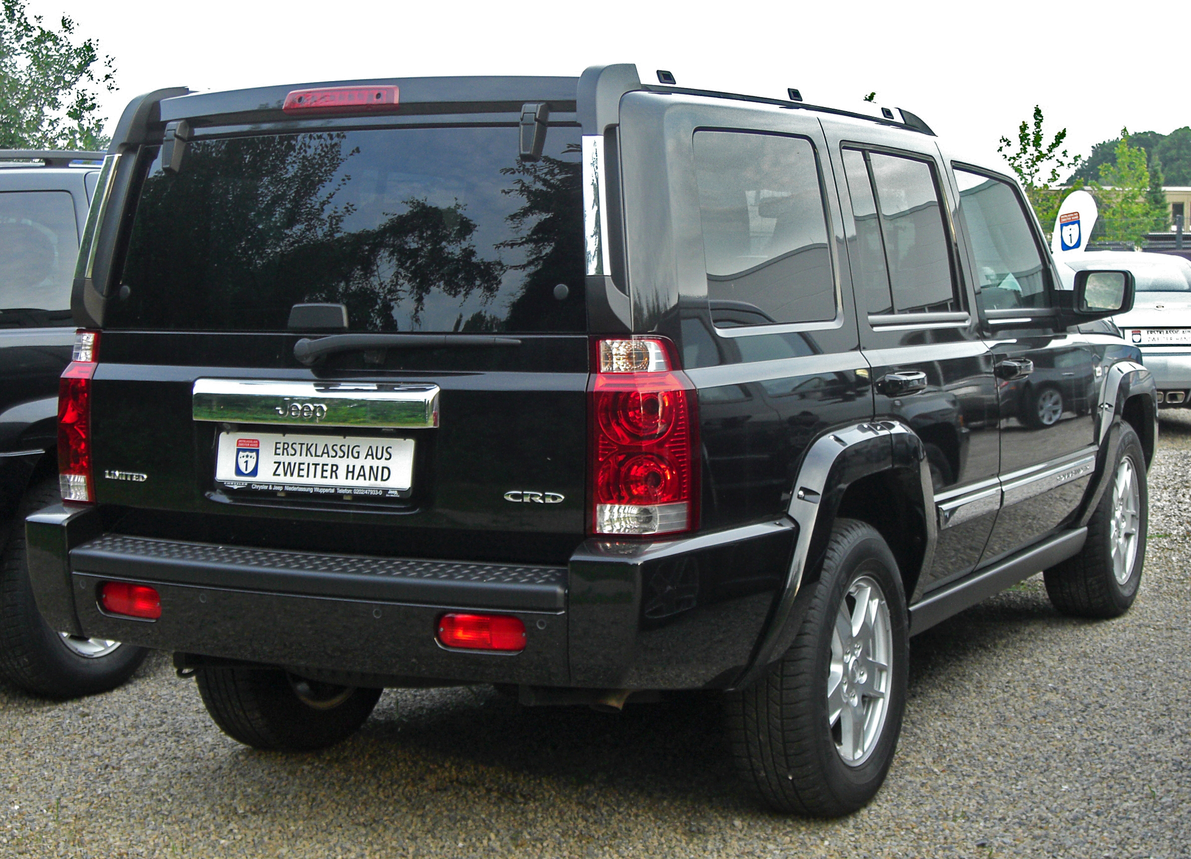 Jeep Commander #18