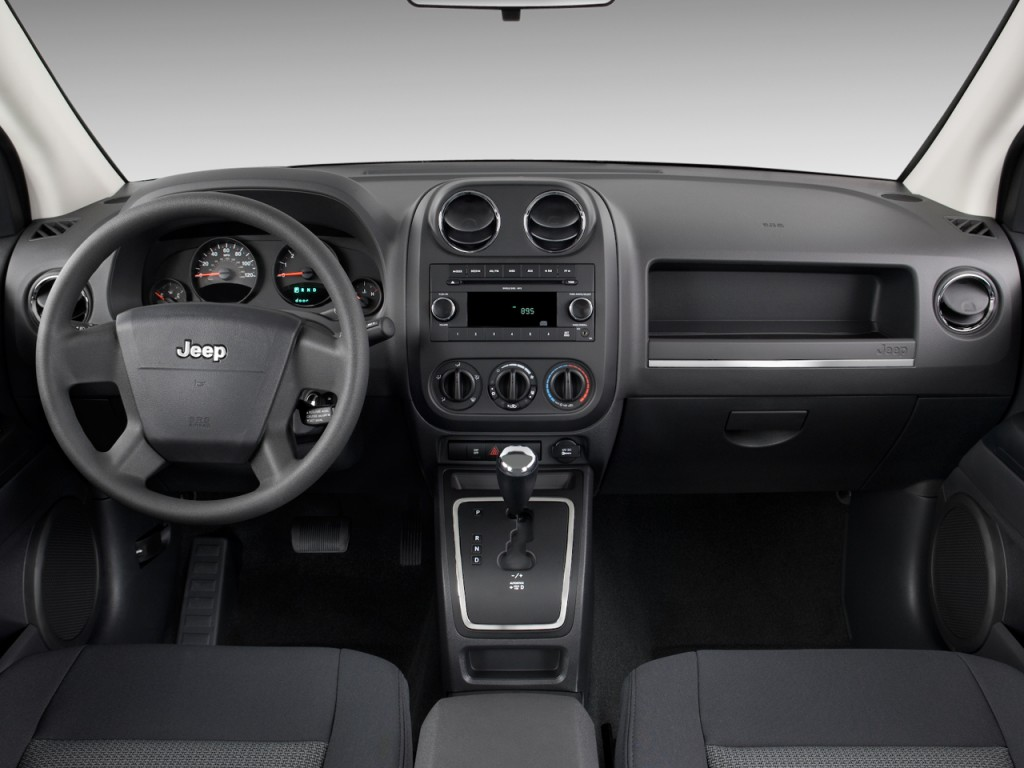 2010 jeep compass - information and photos - zombiedrive