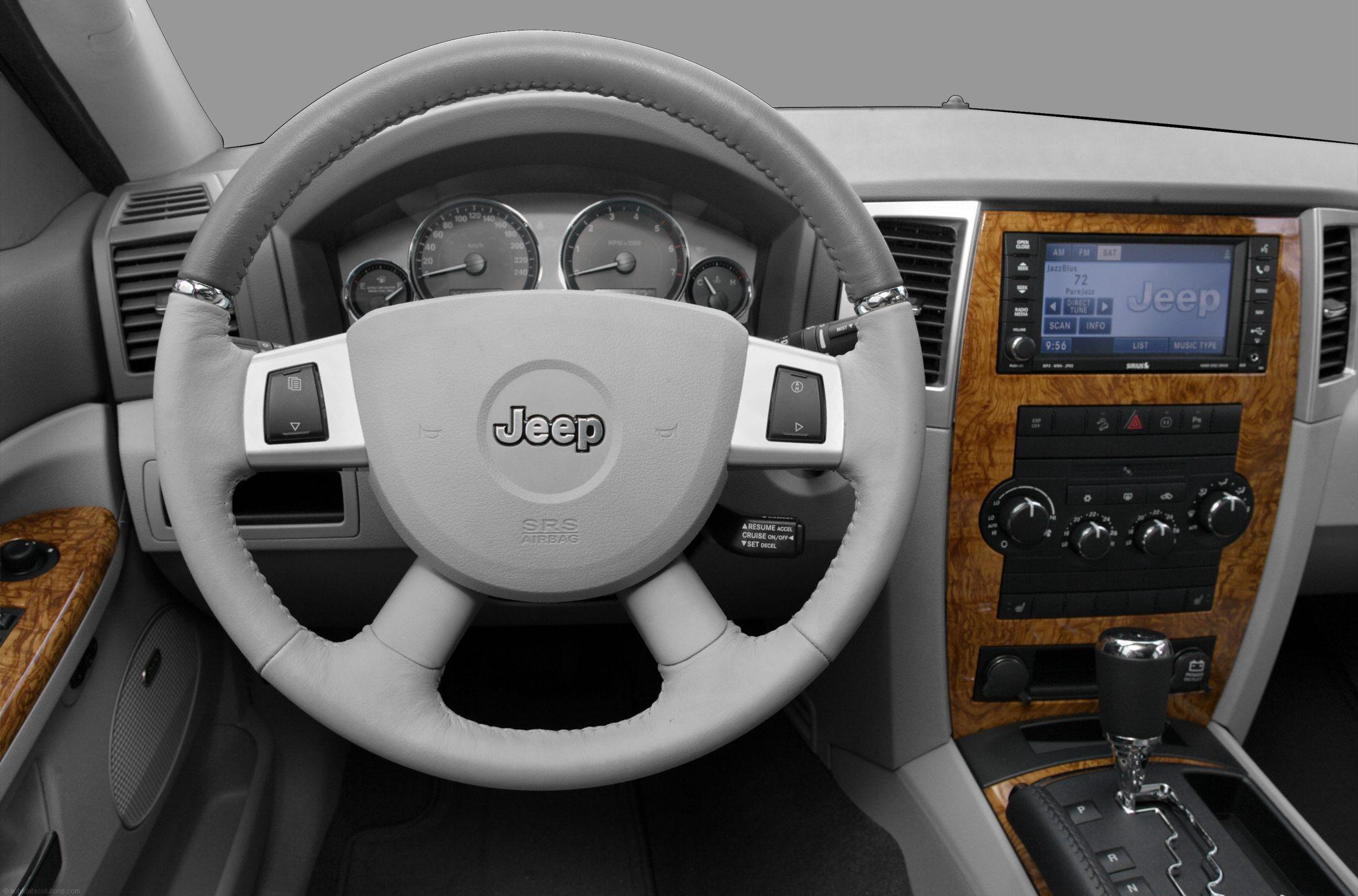 2010 Jeep Grand Cherokee #11 Jeep Grand Cherokee #11
