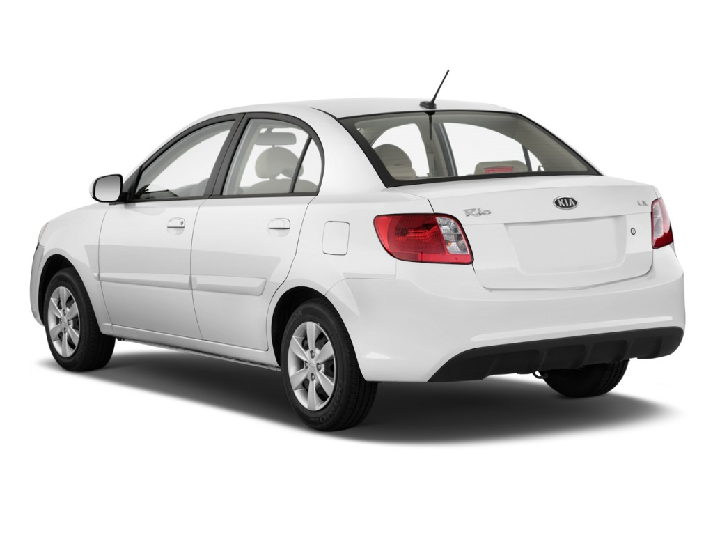 2010 Kia Rio  Information and photos  ZombieDrive