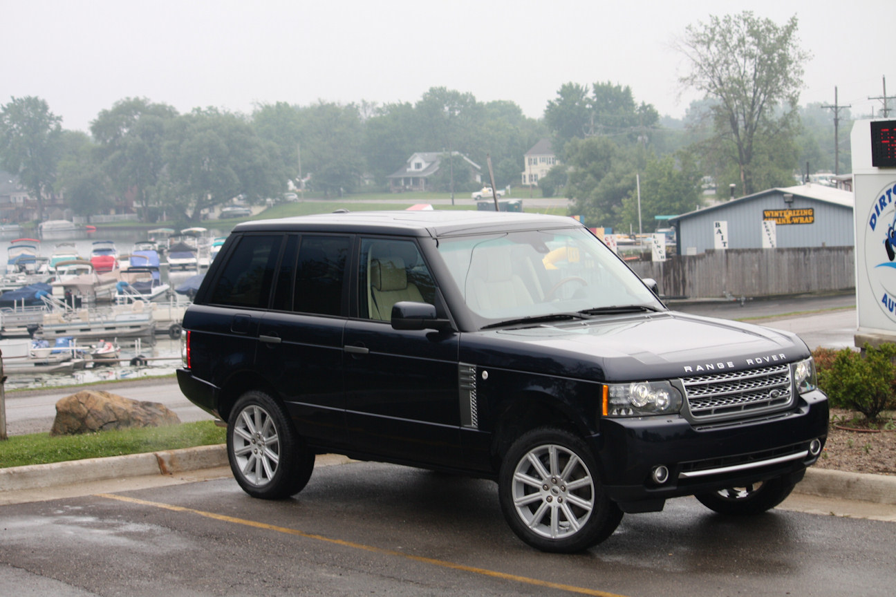 2010 land rover range - photo #20