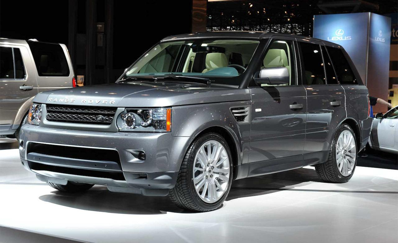 2010 land rover range rover sport image 15. Black Bedroom Furniture Sets. Home Design Ideas