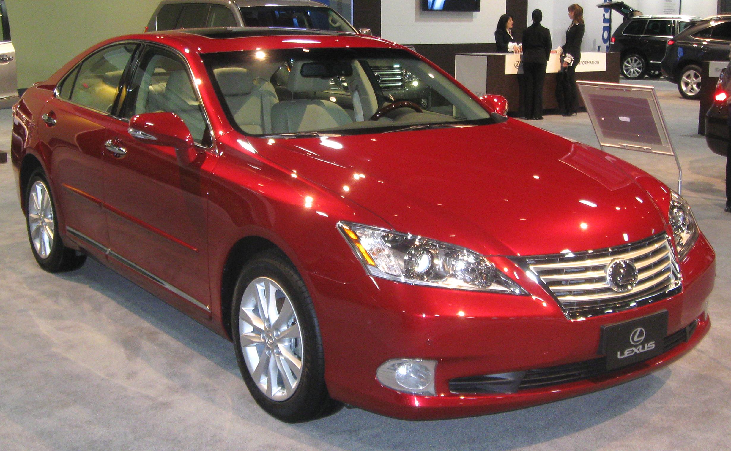 Lexus 350 Es >> 2010 LEXUS ES 350 - Image #15
