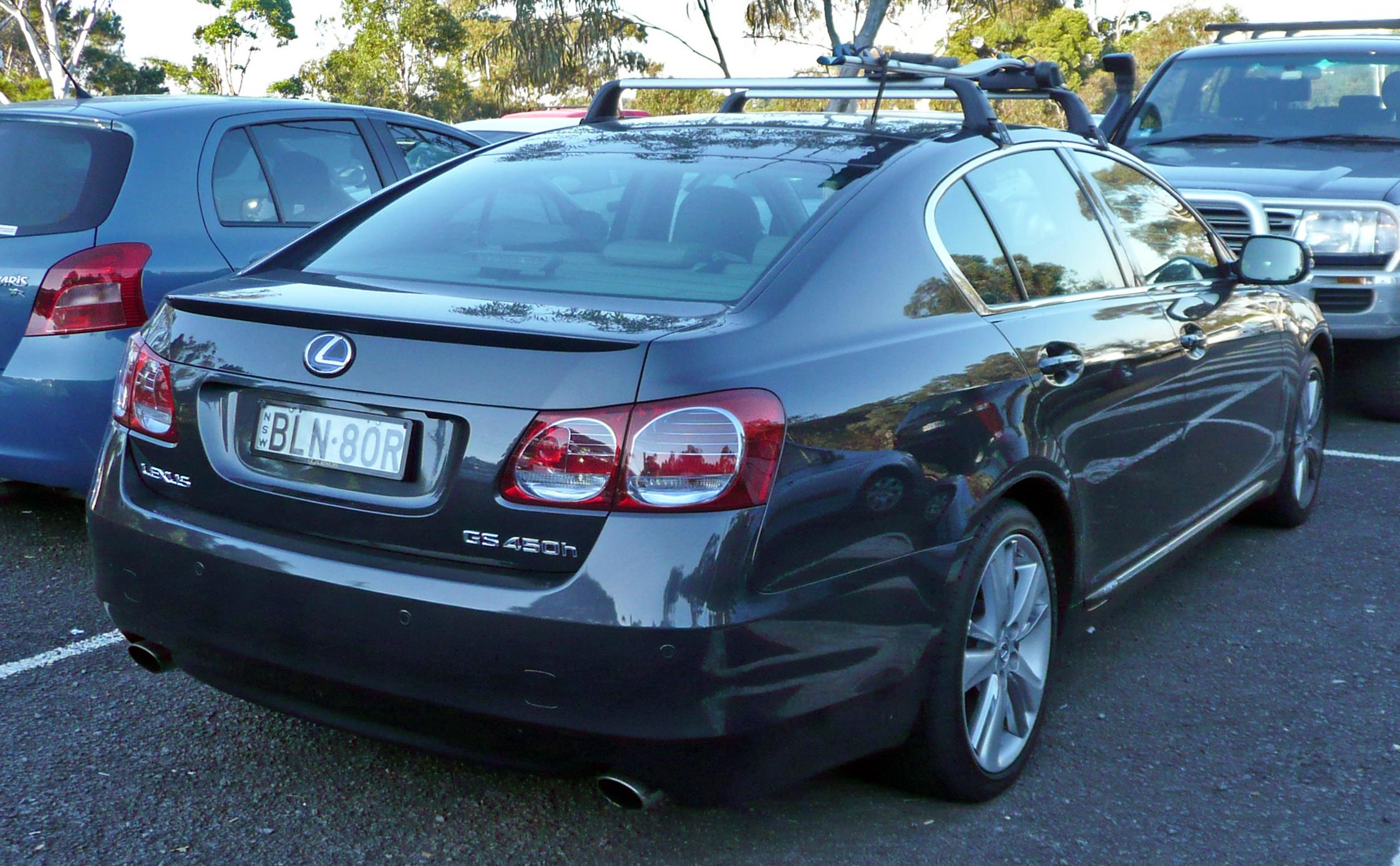 Lexus Is 450 >> 2010 LEXUS GS 450H - Image #14