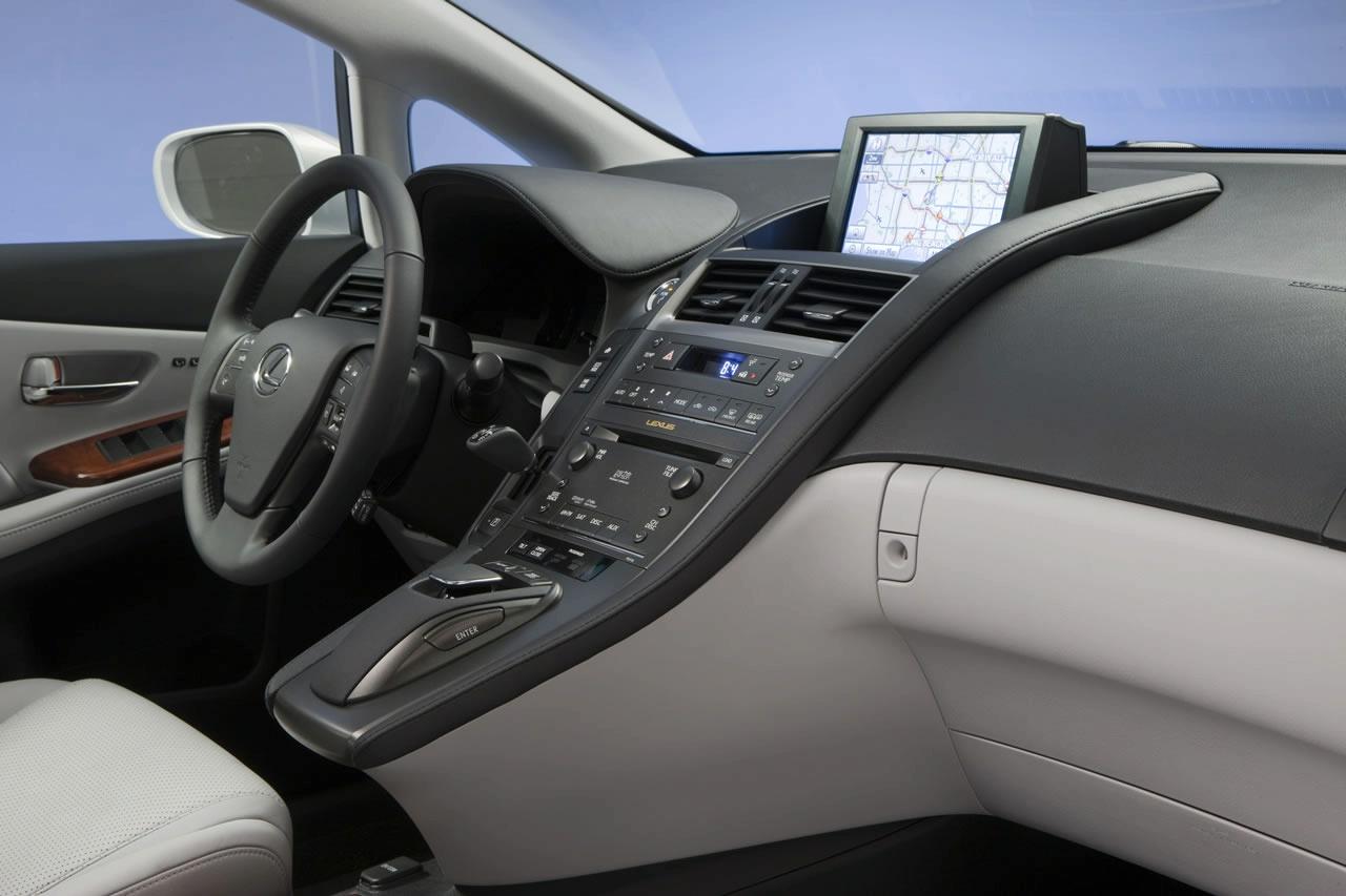 2010 Lexus Is 250 Interior