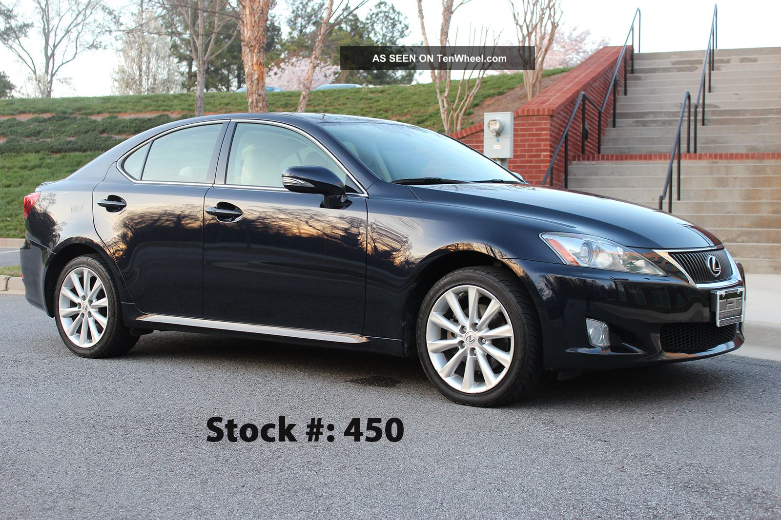2010 lexus is 250 - image #8