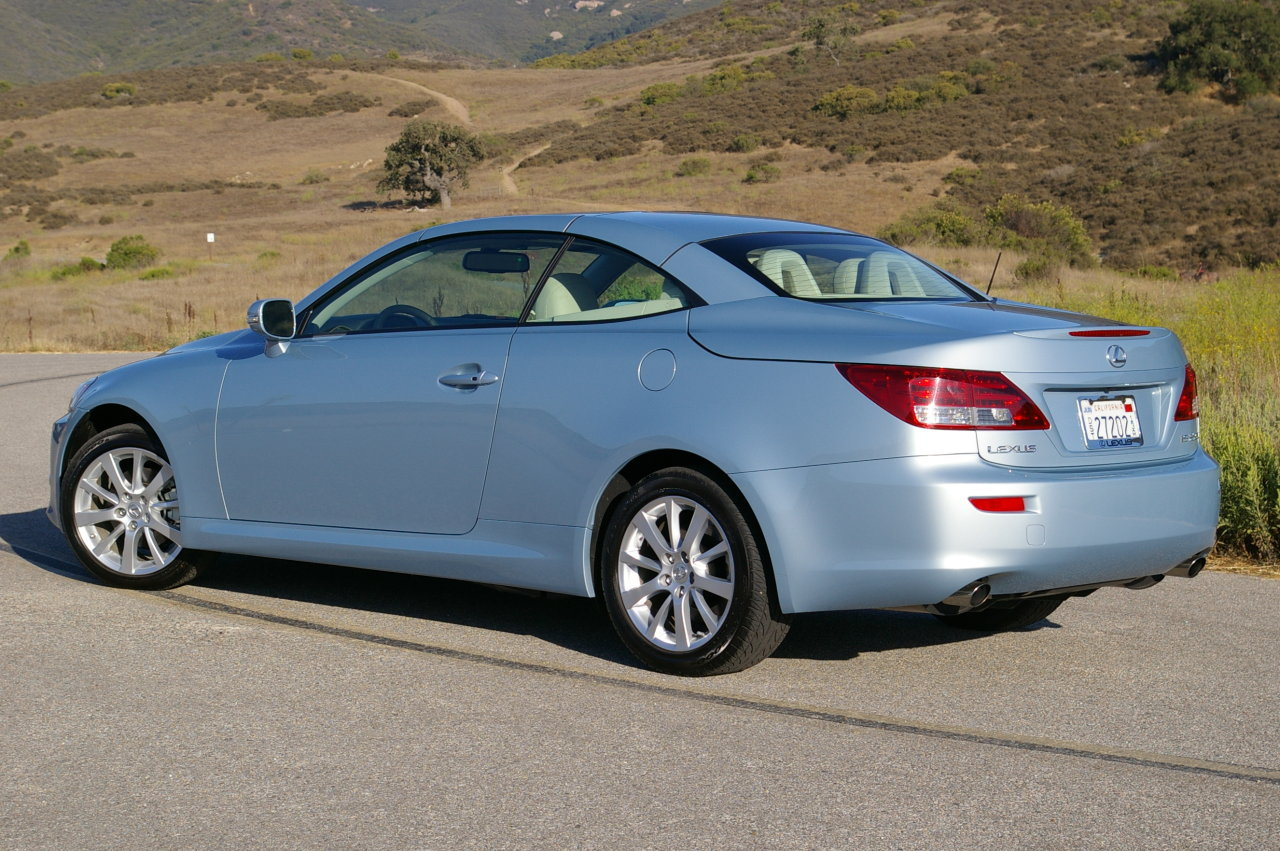 2010 LEXUS IS 250 C - Image #11