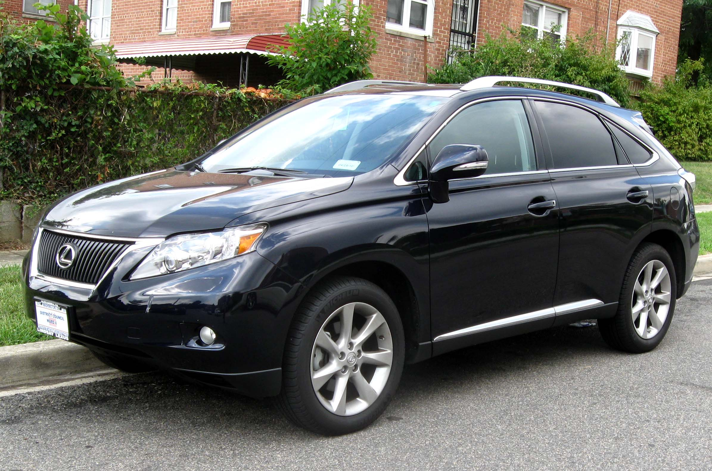 2010 lexus rx 350 image 13. Black Bedroom Furniture Sets. Home Design Ideas