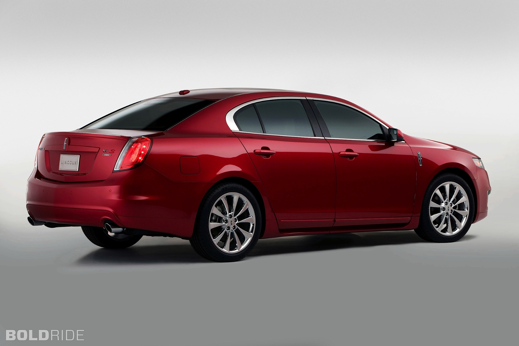 2010 Lincoln Mks Image 16