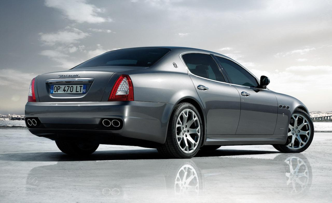 2010 Maserati Quattroporte Information And Photos