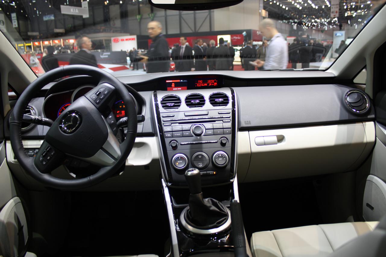 2010 Mazda Cx 7 Image 2
