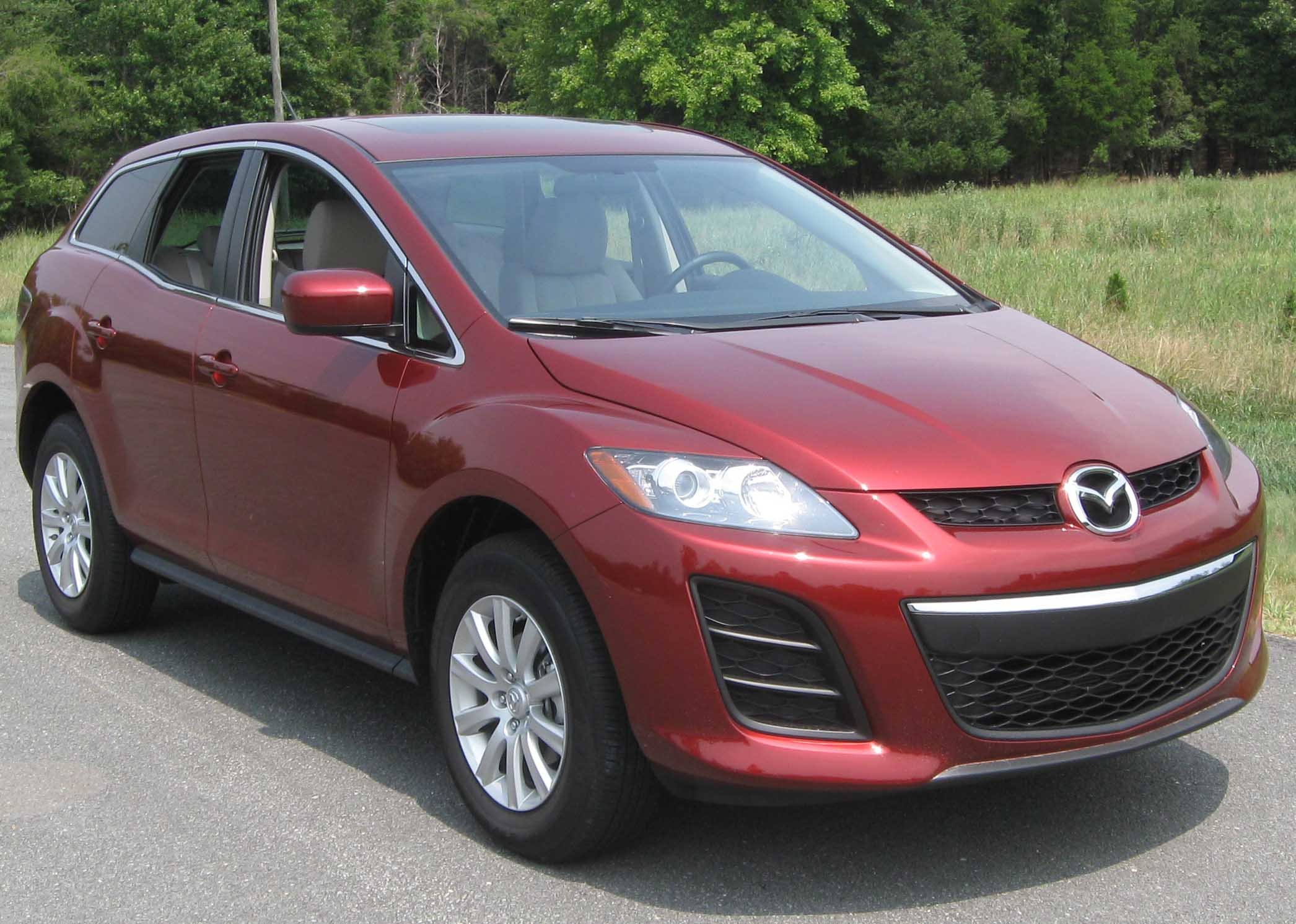 2010 mazda cx 7 information and photos zombiedrive. Black Bedroom Furniture Sets. Home Design Ideas