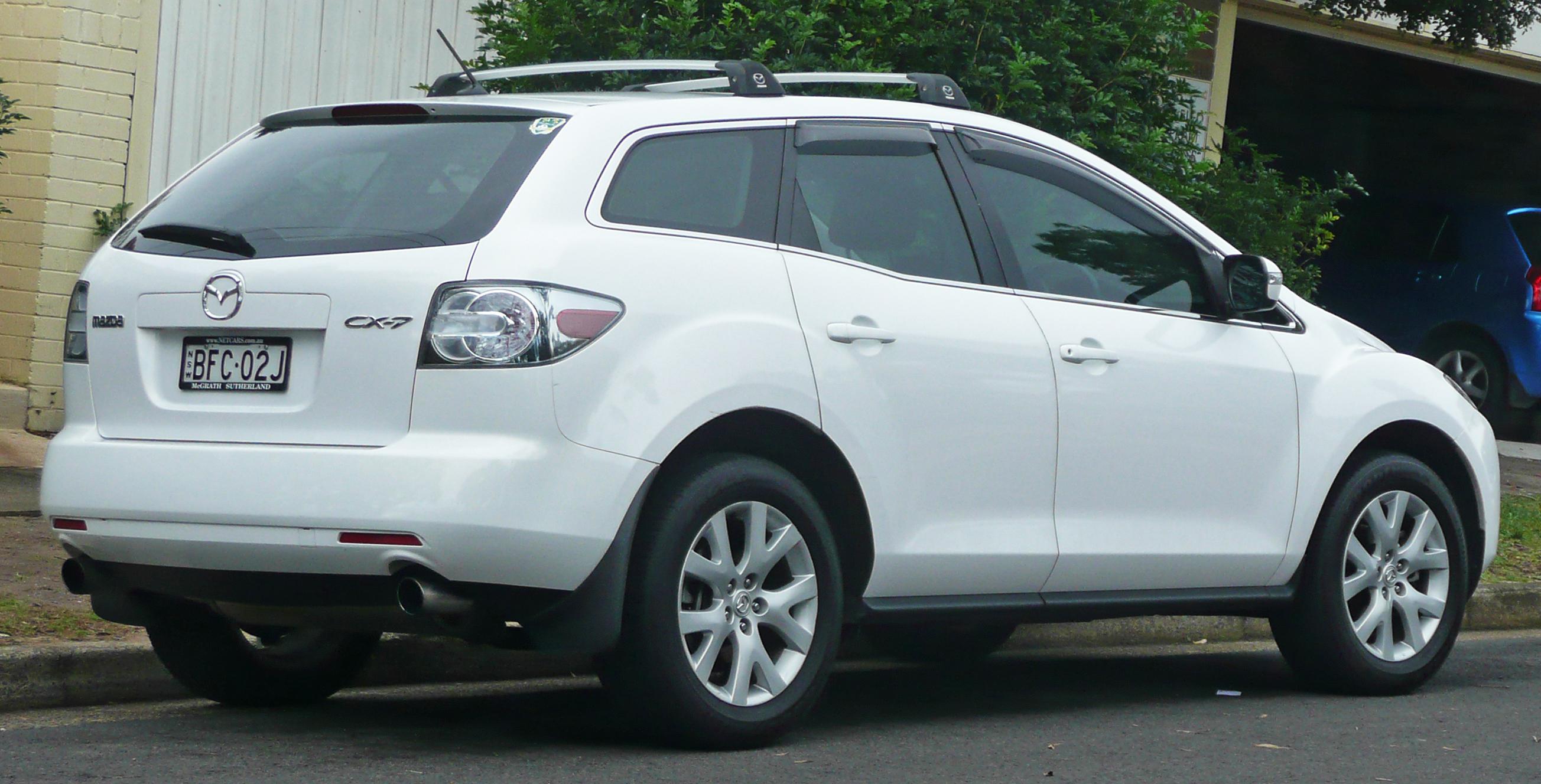 2010 Mazda Cx 7 Image 9