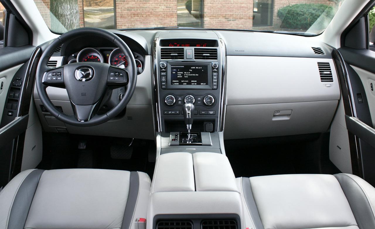 Mazda cx 9 6