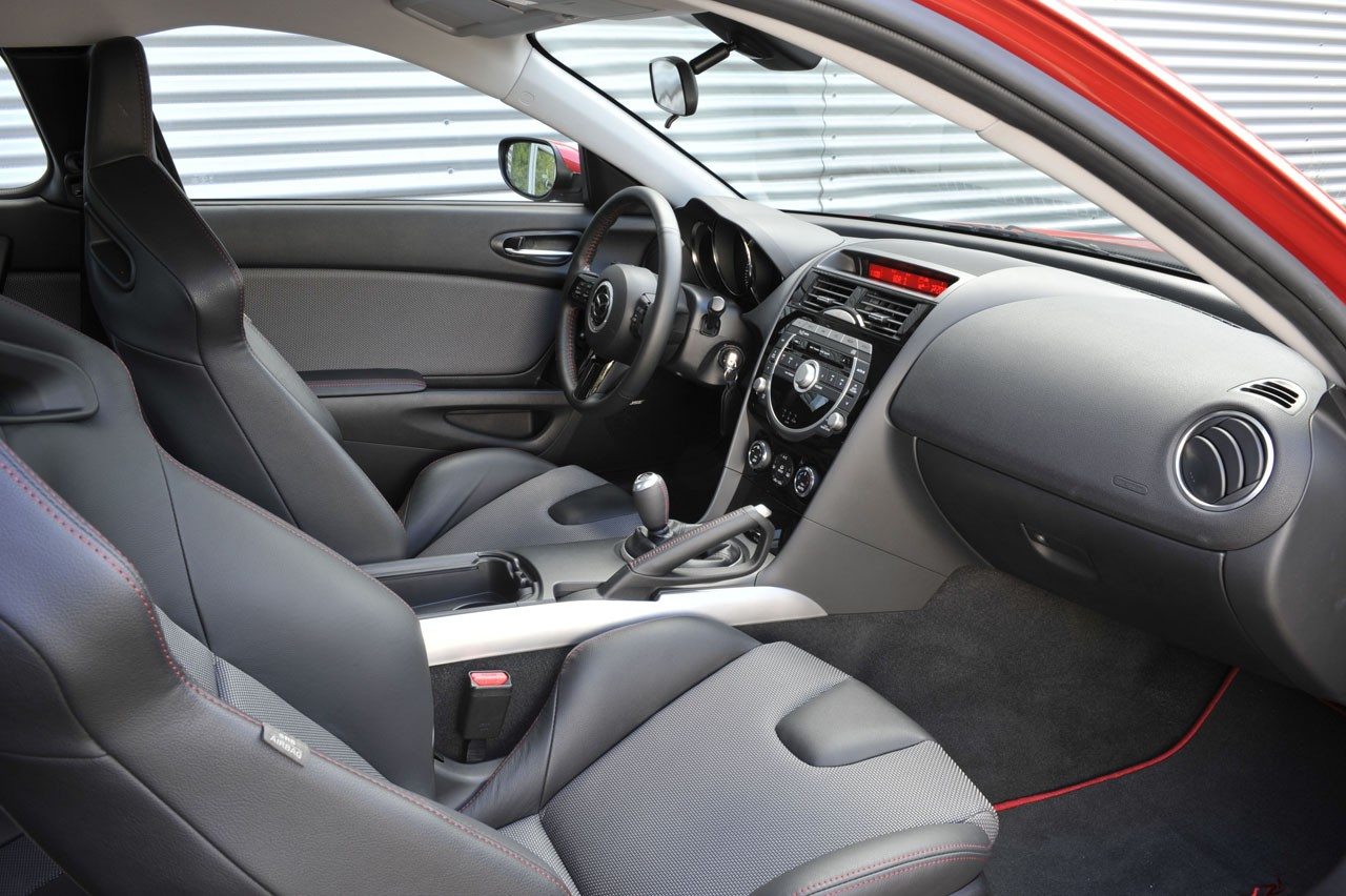 2010 mazda rx-8 - information and photos - zombiedrive
