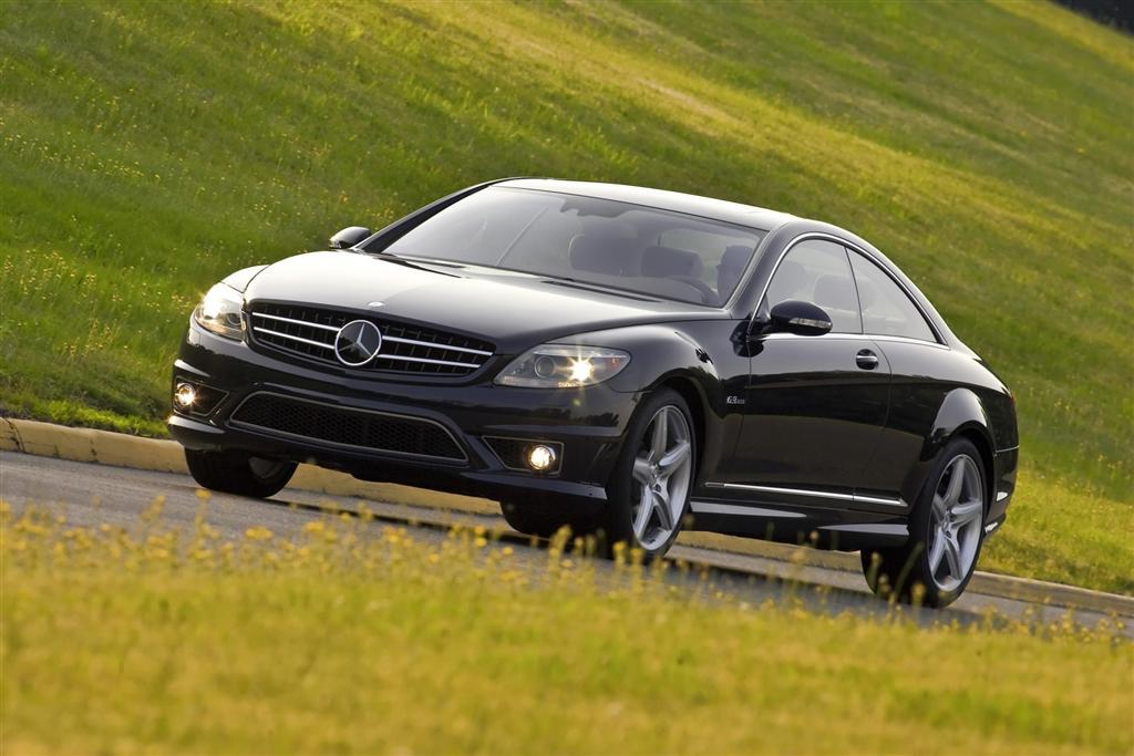 Mercedes Benz Cl 10