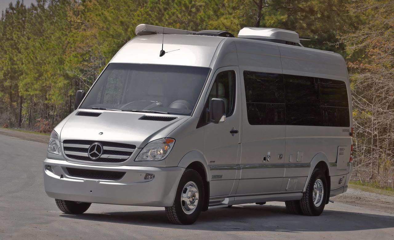 Airstream and mercedes benz autos post for Mercedes benz missoula