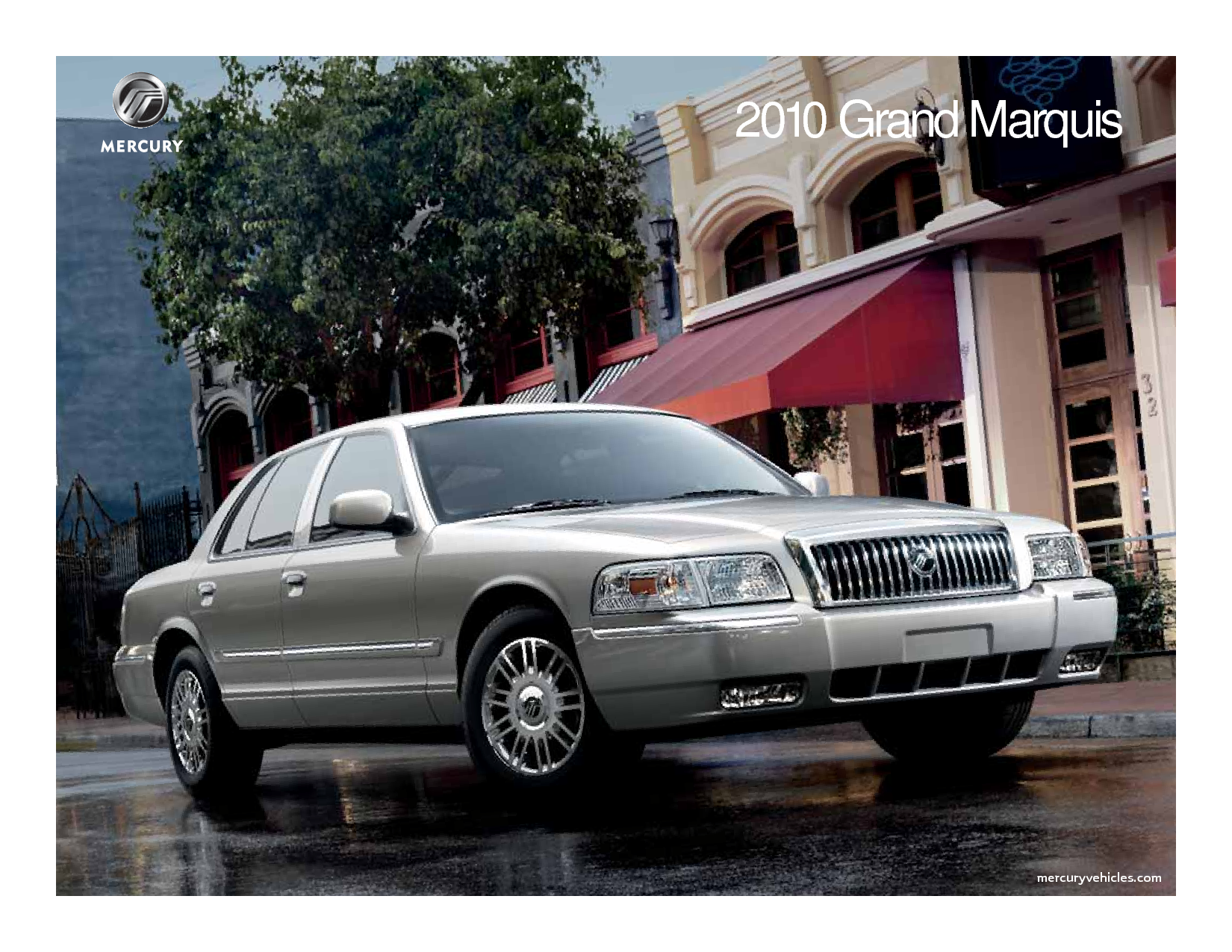 Mercury Grand Marquis #12