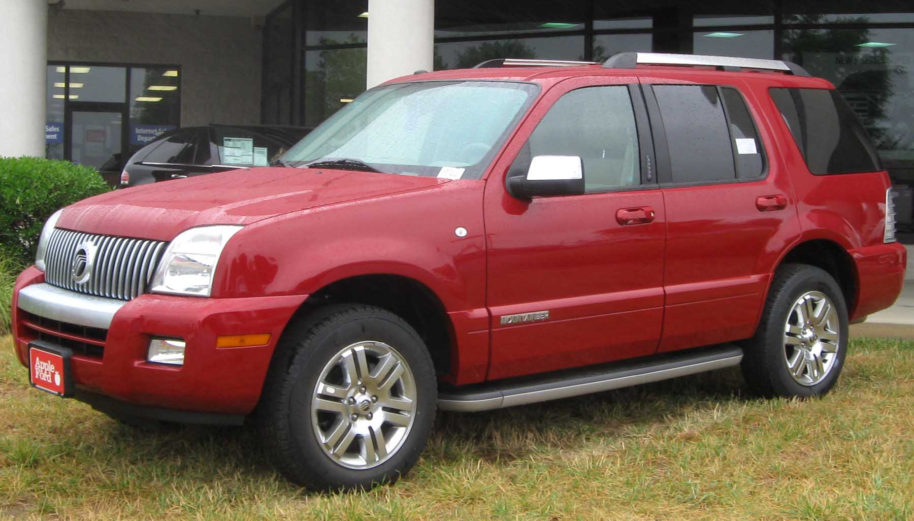 Mercury Mountaineer #17