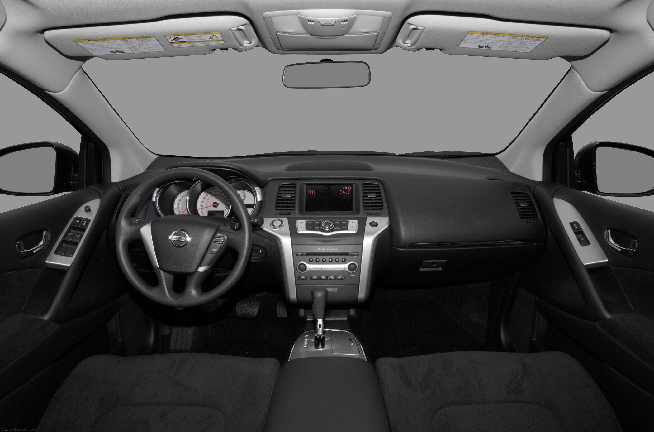 Nissan rogue interior 2010 image gallery hcpr interior 2010 nissan murano 17 nissan murano 17 vanachro Choice Image