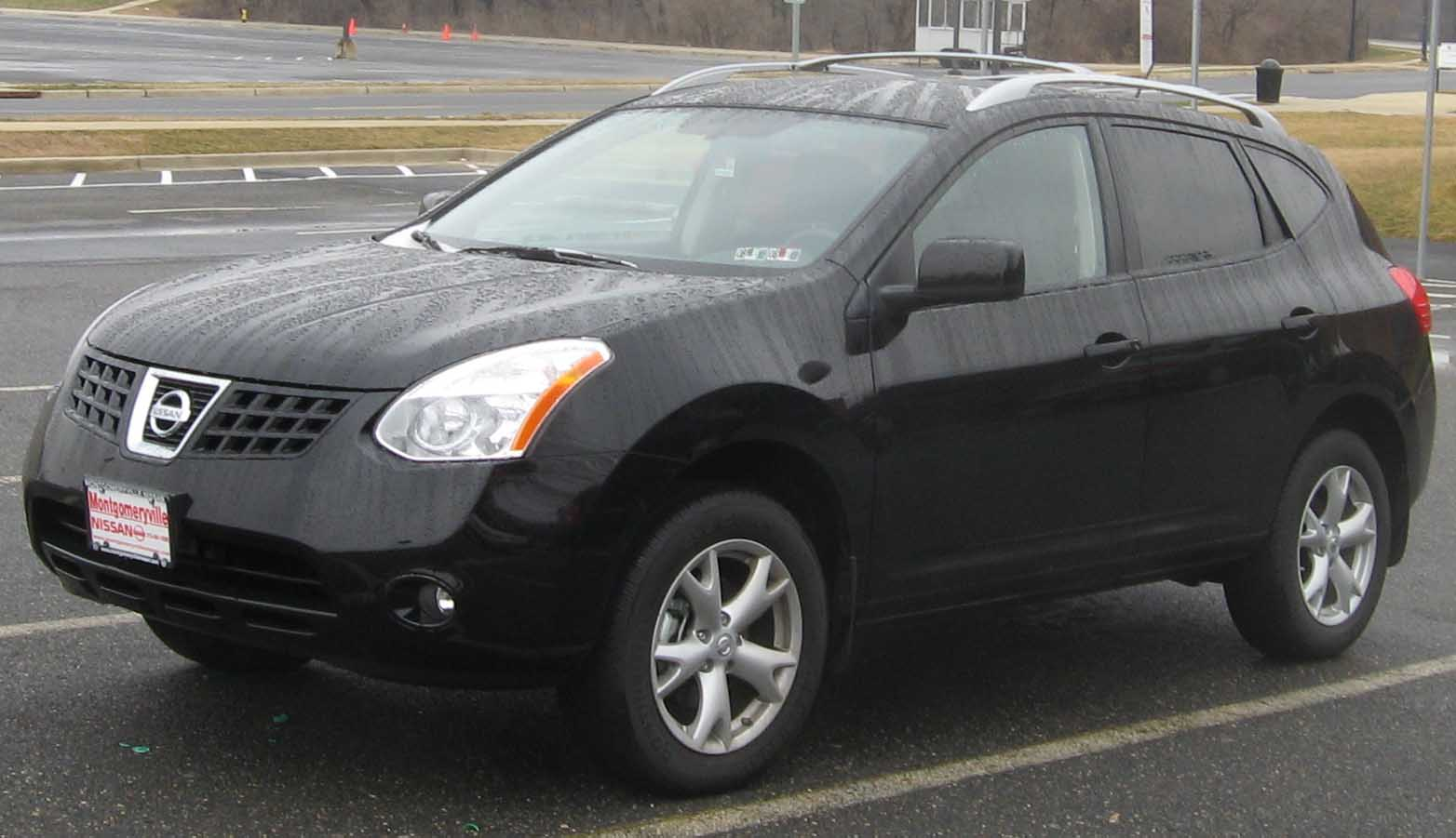 2010 nissan rogue - information and photos - zombiedrive