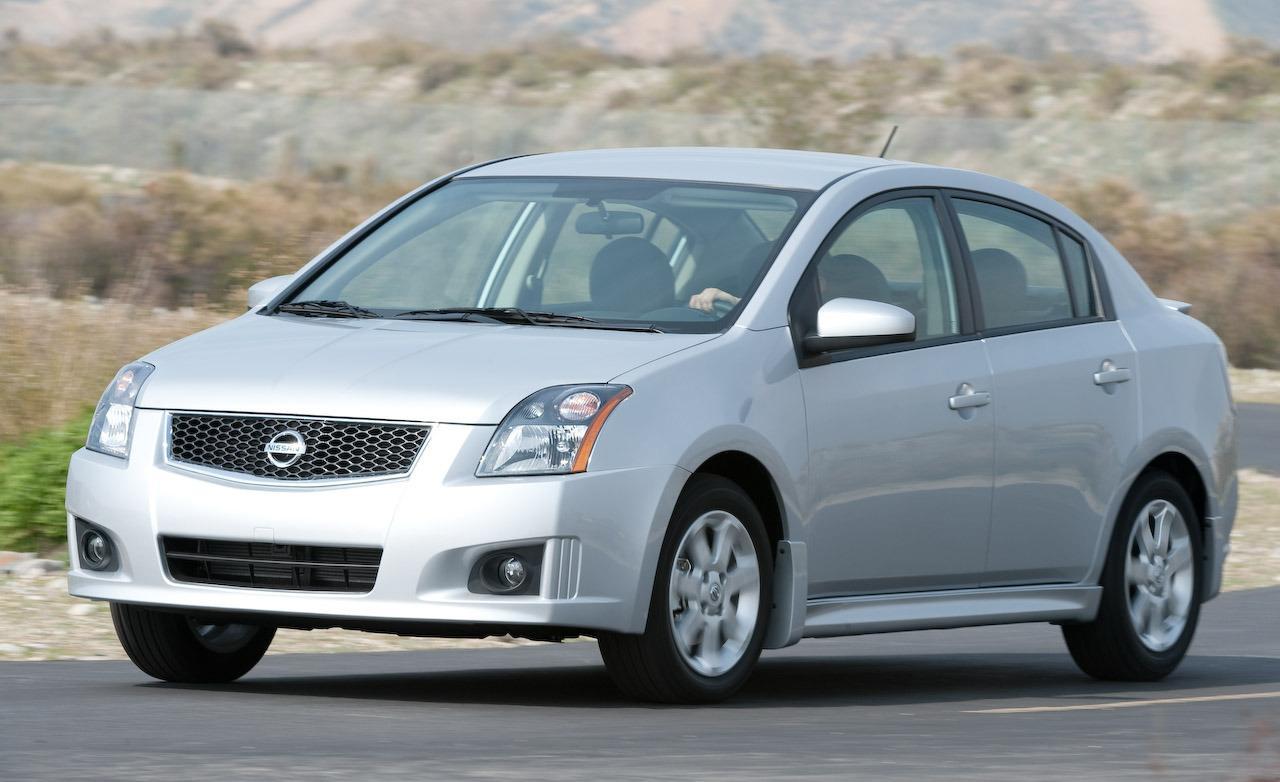 2010 Nissan Sentra #18 Nissan Sentra #18