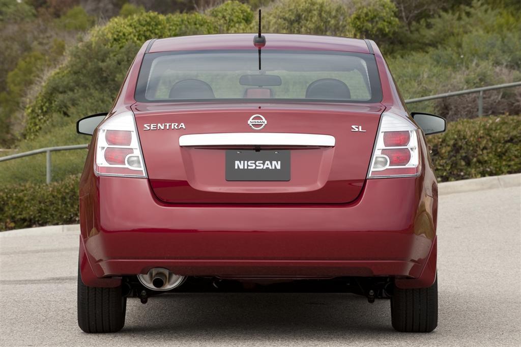 2010 Nissan Sentra #10 Nissan Sentra #10