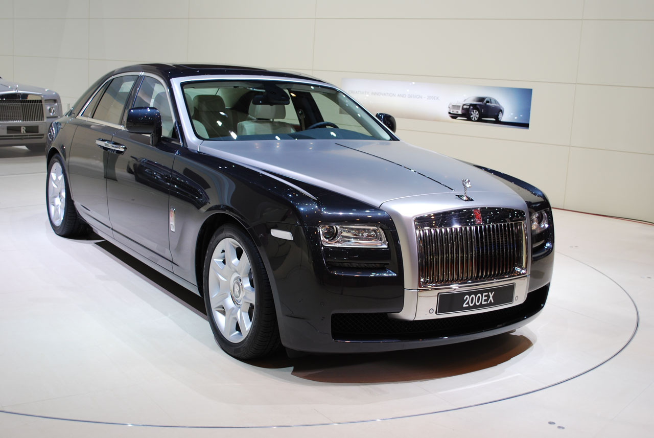 Rolls-Royce Ghost #14