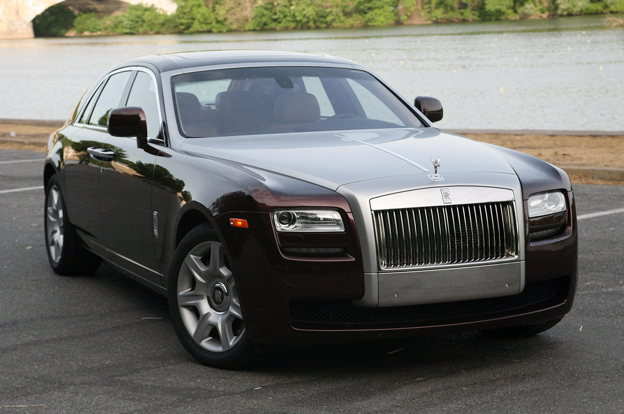 Rolls-Royce Ghost #12