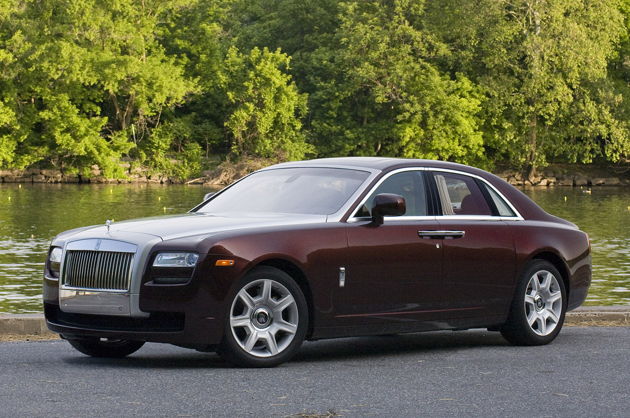 Rolls-Royce Ghost #19