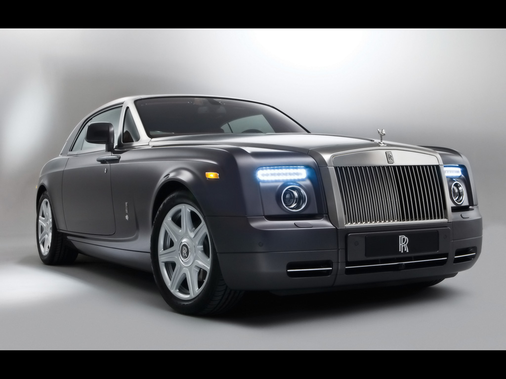 Rolls-Royce Phantom Coupe #2