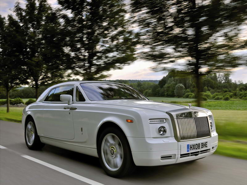 Rolls-Royce Phantom Coupe #7