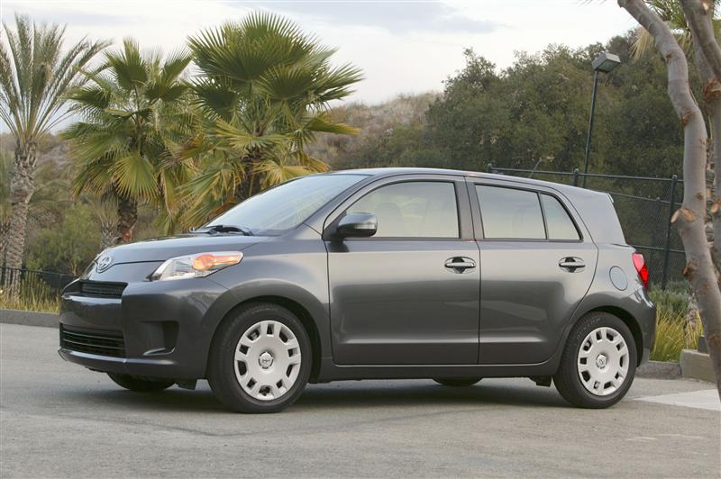 Scion xD #14