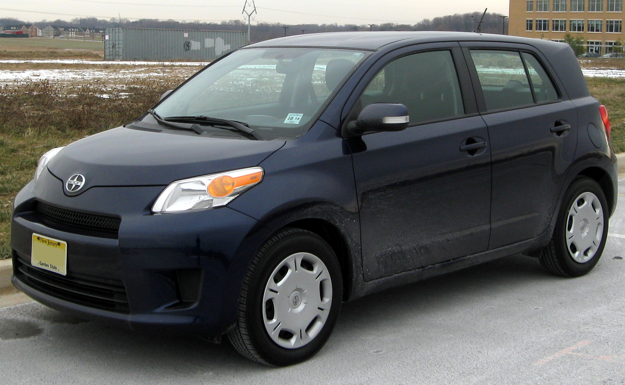Scion xD #17