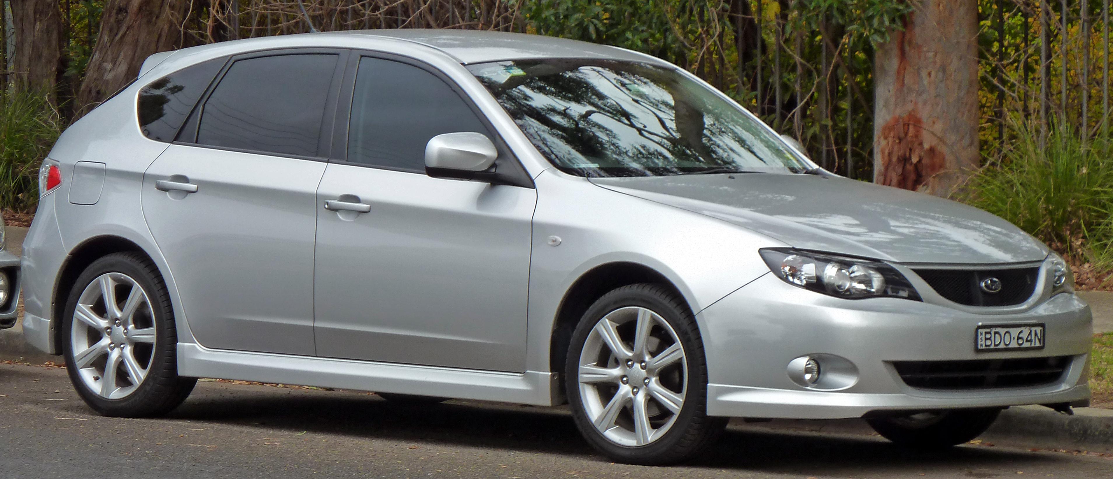 2010 Subaru Impreza Image 15