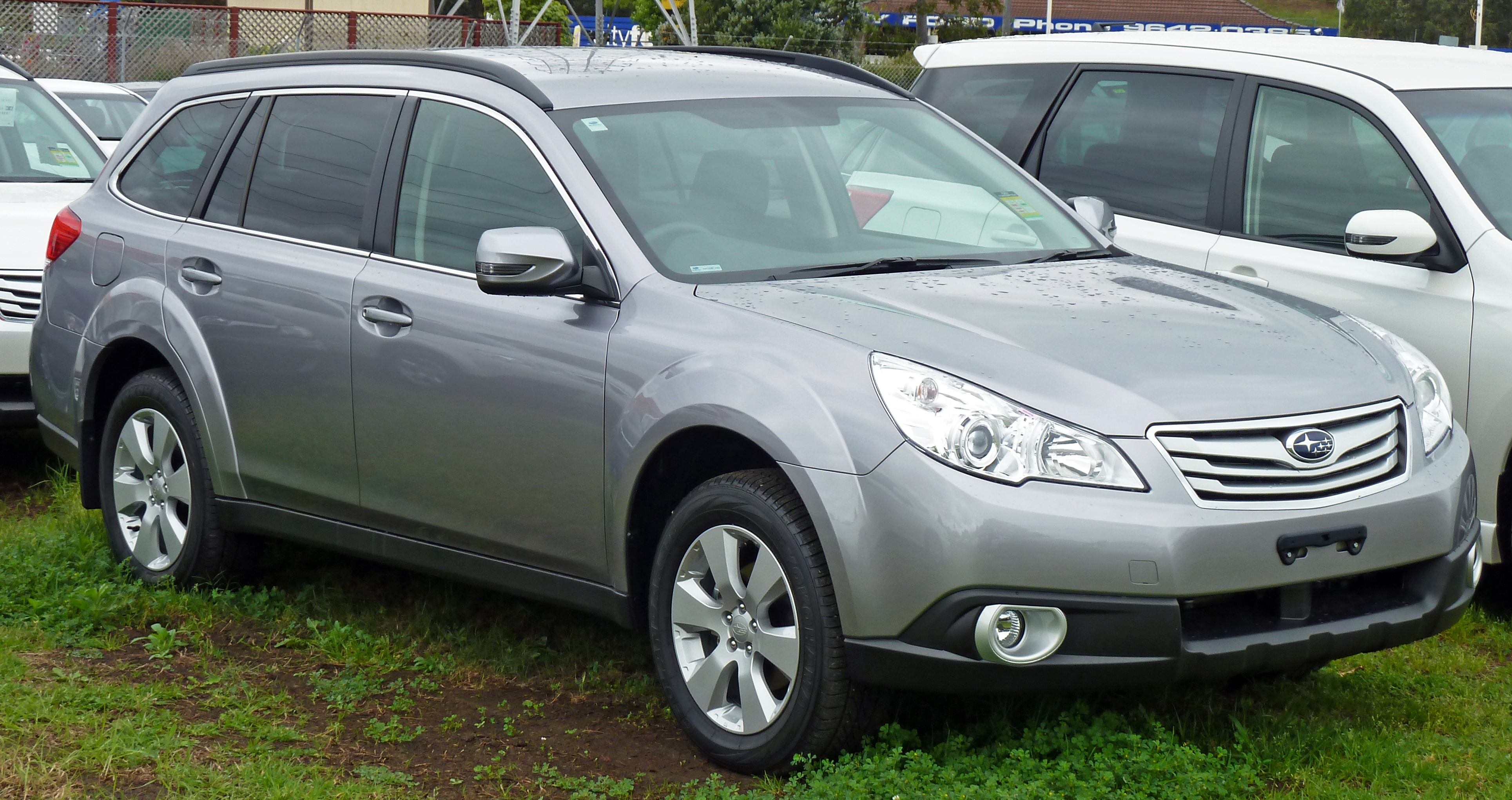 2010 subaru outback information and photos zombiedrive 2010 subaru outback 16 subaru outback 16 vanachro Choice Image