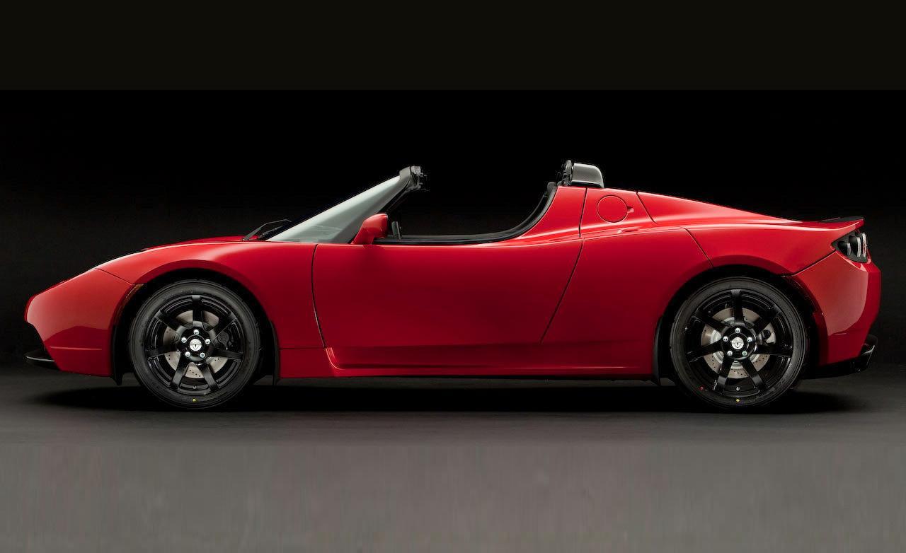 Tesla >> 2010 TESLA ROADSTER - Image #10